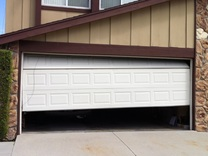 When Your Garage Door Cableu0027s Come Off, It Is A Serious Condition, And Your  Door May Get Wedged In The Garage Door Opening. Oftentimes If Your Door Is  Stuck ...