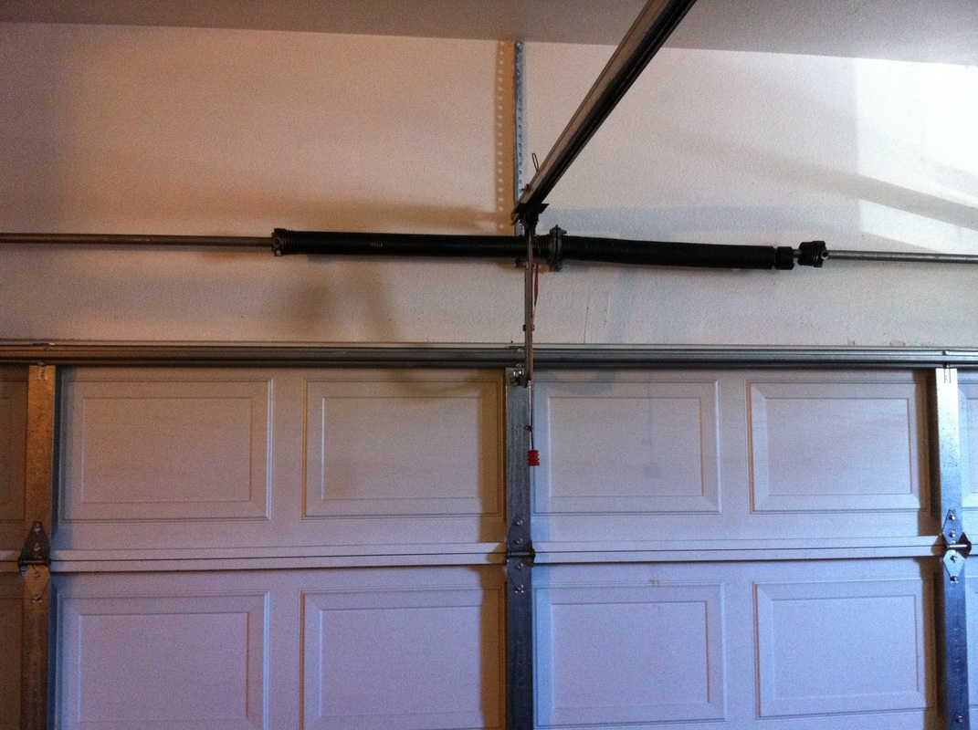 garage inside overhead springs diameter torsion door x spring product
